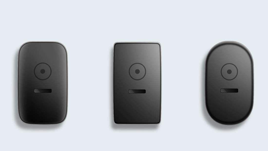 Wallbox-Entwürfe von Sono Motors