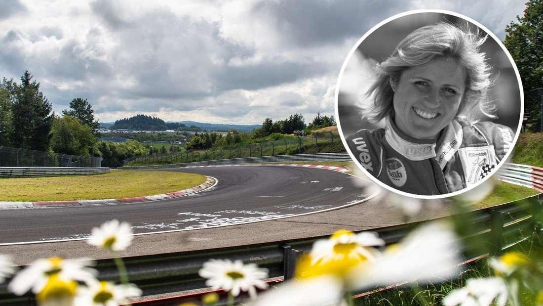Die Sabine-Schmitz-Kurve auf dem Nürburgring, ein Porträt der Rennfahrerin