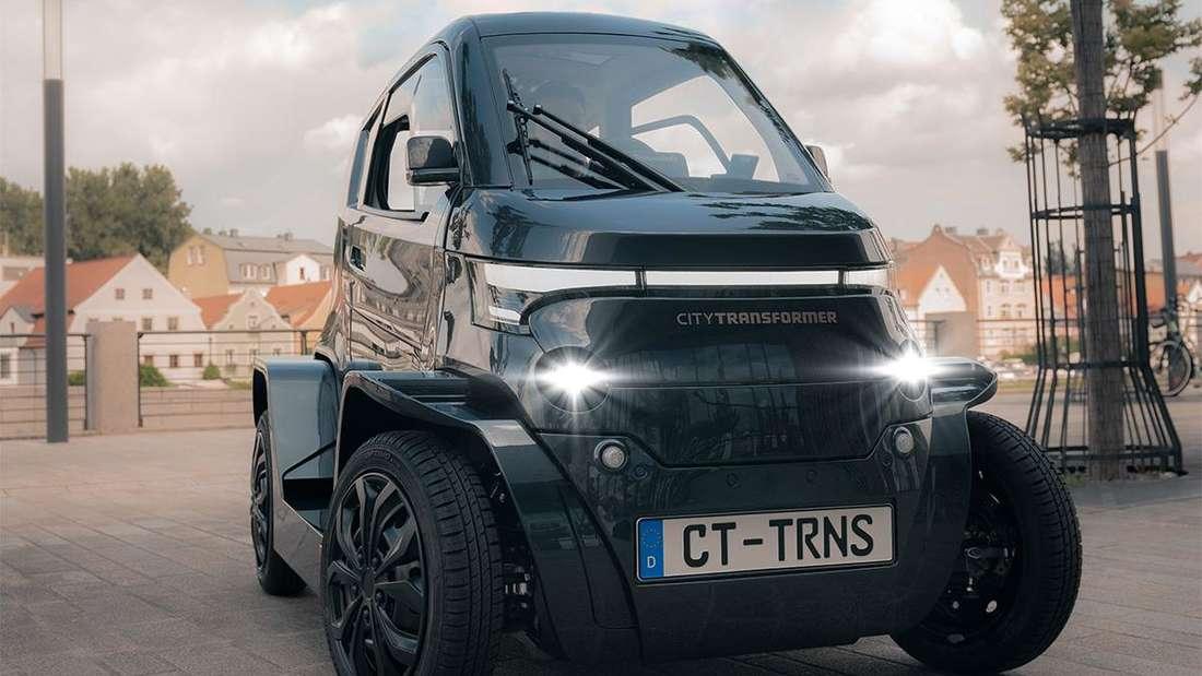 Stadtmobil City Transformer, stehend