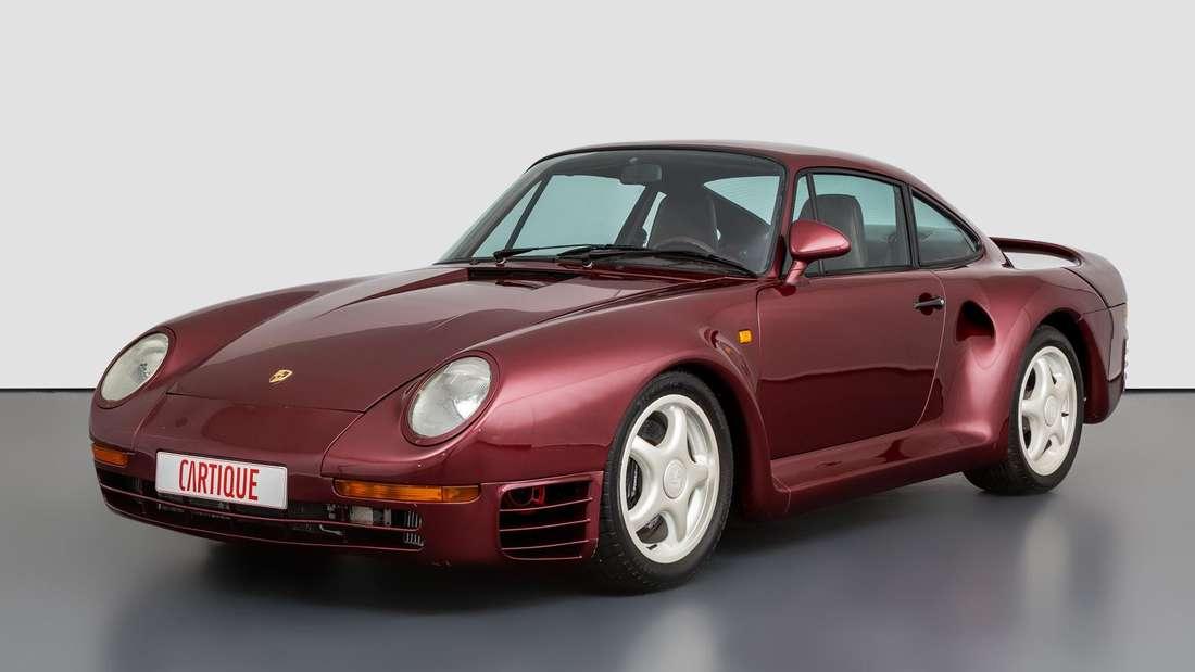 Der Prototyp des Porsche 959