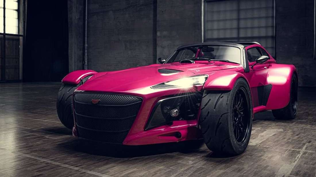Ein Donkervoort D8 GTO Individual