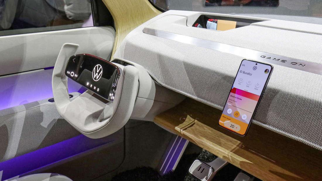 Interieur des VW ID.Life