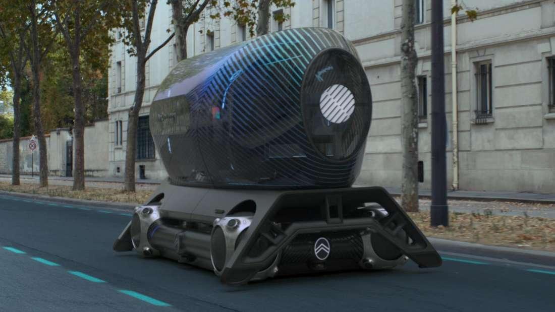 Citroën Skate Pod